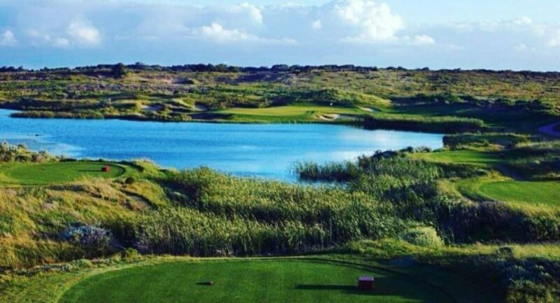 Exhilarating Jack Nicklaus Signature golf course Stand For Sale
