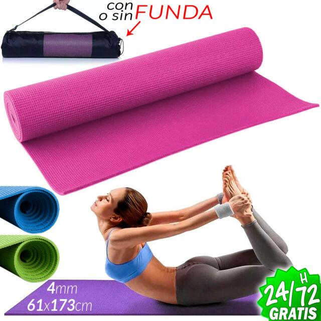 Avento SR041VGLBL Colchoneta de Yoga Blue Unisex Adulto