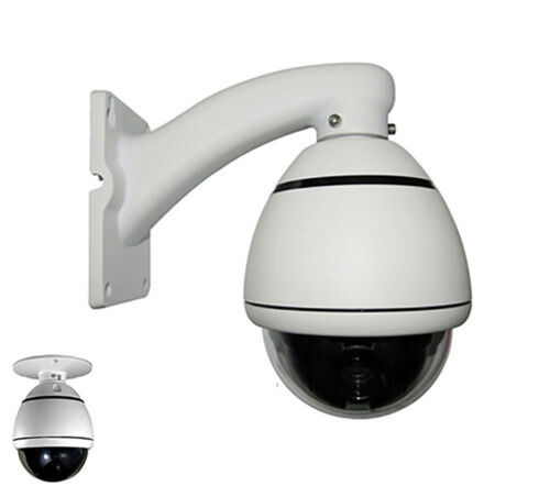 960P AHD PTZ Camera 10X Zoom CCTV High Speed Dome Camera Pan//Tilt IP66 Outdoor