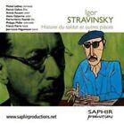 Histoire Du Soldat Et Aut I. Stravinsky Audio CD