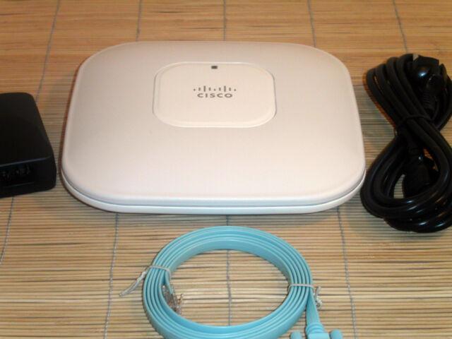 Cisco Aironet AIR-AP1142N-A-K9 Indoor Wireless Access Point WiFi 100mW Power!