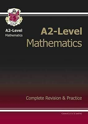 1 of 1 - A2-level Maths Revision Guide by CGP Books (Paperback, 2011)