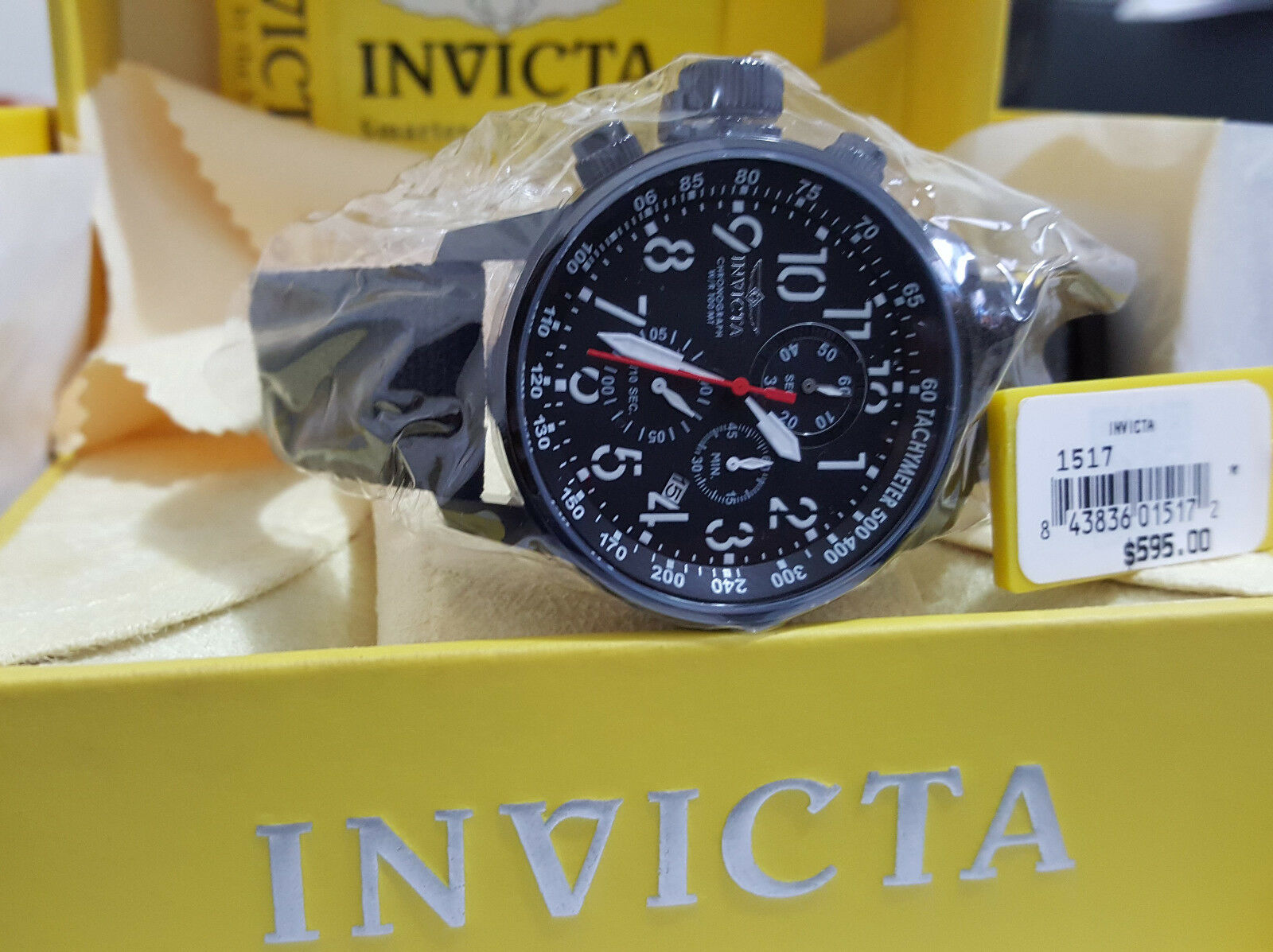 Discussion on this topic: Invicta 1517 I Force Chronograph Watch, invicta-1517-i-force-chronograph-watch/