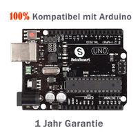 UNO R3 328 ATMEGA328P Vorstand ATMega16U2 USB mit freiem USB-Kabel für Arduino