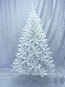 k nstlicher weihnachtsbaum wei 180cm tannenbaum top. Black Bedroom Furniture Sets. Home Design Ideas