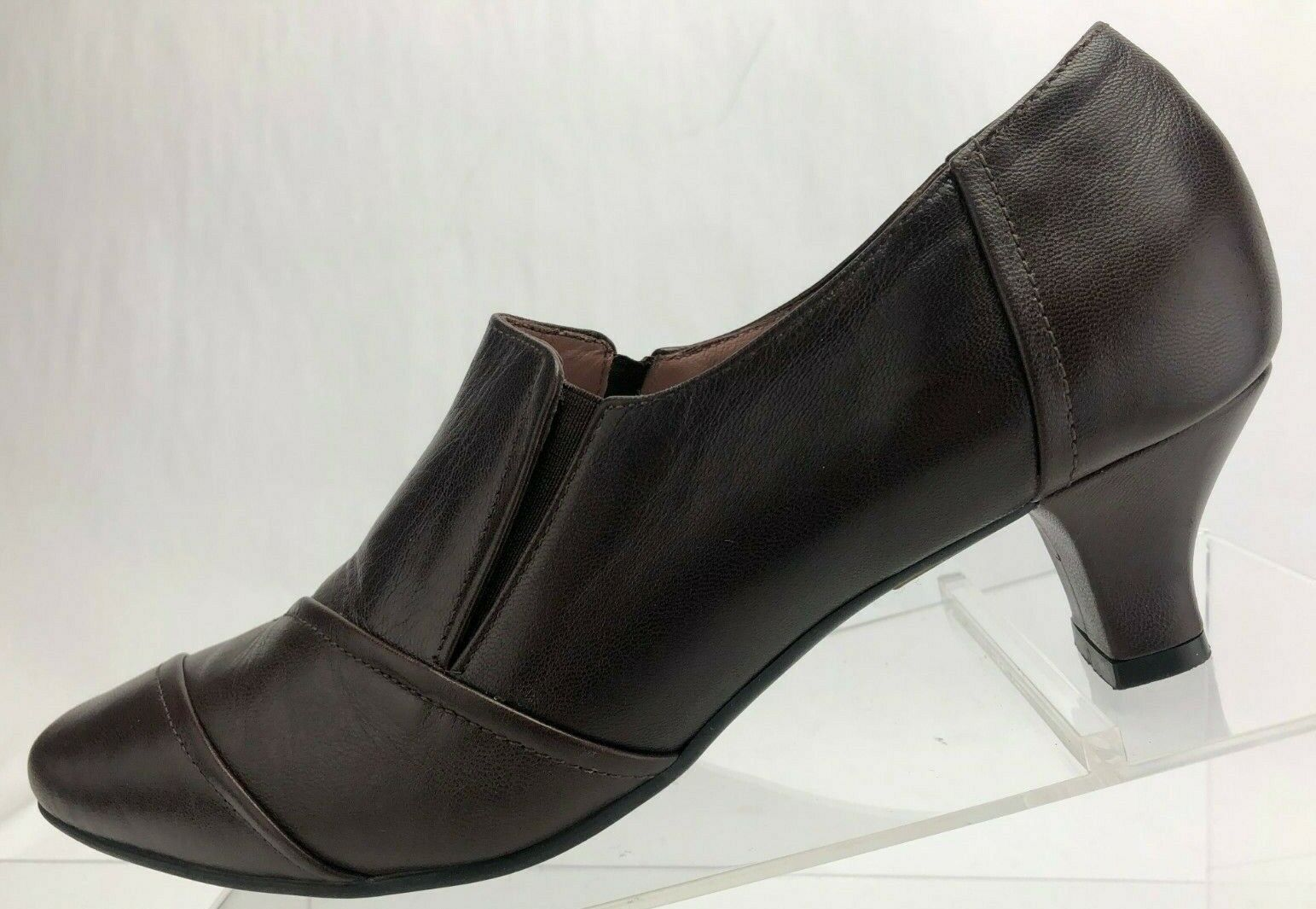 fino al 60% di sconto BeautiFeel Pumps Pumps Pumps rosaline Classic Marrone Leather Dress avvioies donna 39 US 8,8.5  molte sorprese