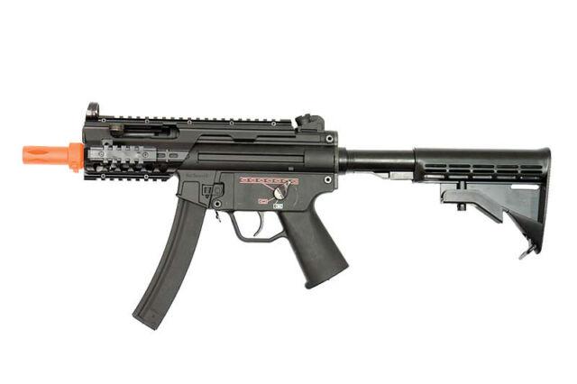 Airsoft Electric Gun G5M Galaxy KP5 Rifle Full Metal Gearbox AEG 330 FPS