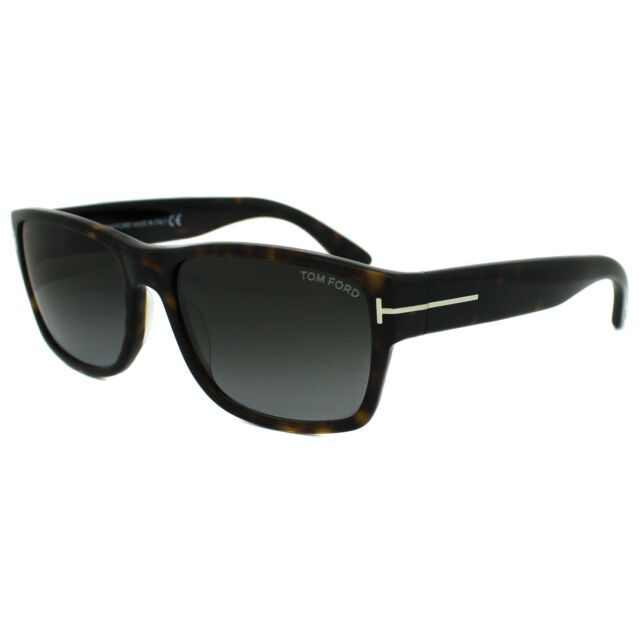 e7329da8a37c4 Tom Ford Sunglasses 0445 Mason 52b Dark Havana Smoke Grey Gradient ...