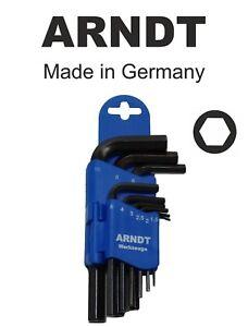 Allen Key Hex Key Keys 1.27mm Hexagonal Alen Allan Alan Key ARNDT 911-B
