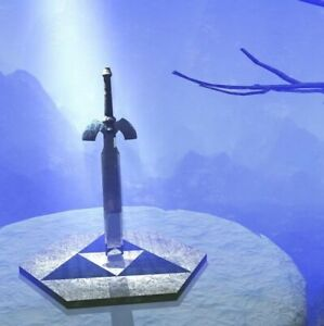 Legend-Of-Zelda-Link-Master-Sword-Twilight-Nintendo-Classic-Game-Cool-Sticker