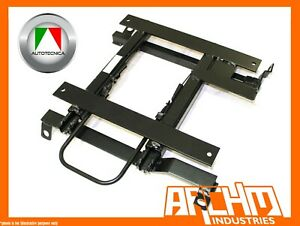 AUTOTECNICA-FOR-NISSAN-SKYLINE-R32-R33-GTST-SPORTS-SEAT-RAIL-SLIDERS-LEFT-SIDE