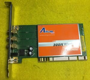 AIRLINK101 WIRELESS PCI ADAPTER DRIVERS FOR WINDOWS 7
