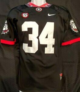Herschel Walker Georgia Bulldogs UGA Men´s American Football Shirt NFL Jersey