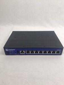 Juniper-SRX100B-8-Port-Firewall-Service-Gateway