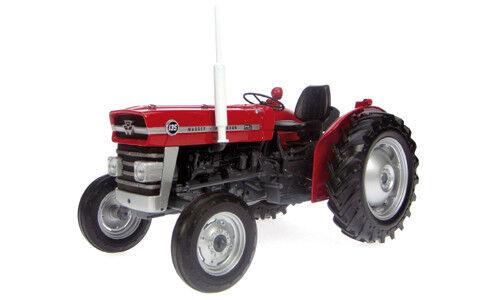 Massey Massey Massey Ferguson 135 Tractor Trattore 1 16 Model 2698 UNIVERSAL HOBBIES 3c2b1c
