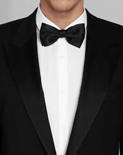 HUGO BOSS LUXUS ANZUG CARY/GRANT Gr 110 NEU TUXEDO SMOKING 46L BLACK WEDDING