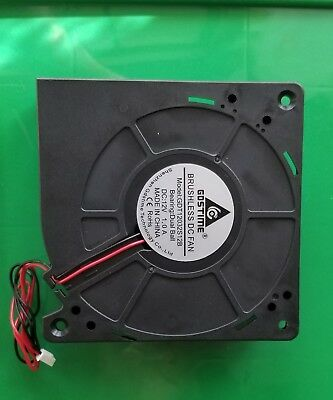 120mm X 32mm Brushless Blower Cooling Fan 12V 120x32mm Computer Big Airflow 2pin