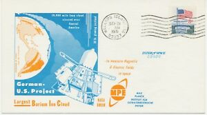 GERMANY-USA-1977-GERMAN-U-S-SATELLITE-PROJECT-postmark-WALLOPS-ISLAND-VA