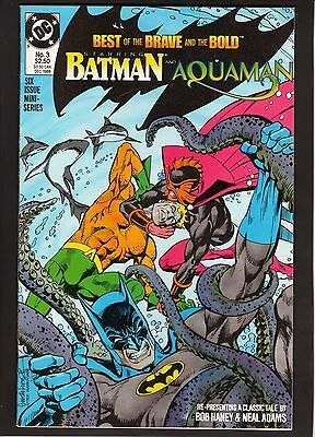 Best of the Brave and the Bold 1988 series # 3 near mint comic book