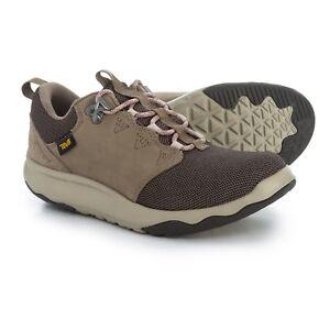 bb5353be6a1e92 New Women`s Teva Arrowood WP Hiking Shoes 1012450 MSRP 120