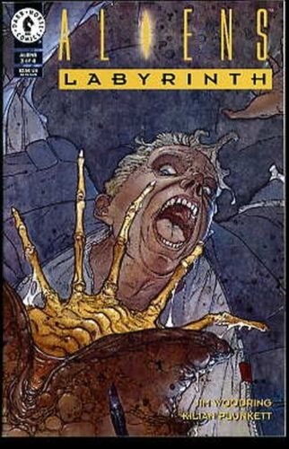 ALIENS LABYRINTH #3 NEAR MINT #nb-0514