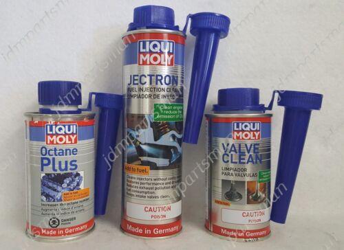 Valve Clean Lubro Moly Jectron OCTANE Plus Fuel Service forSubaru Mitsubishi