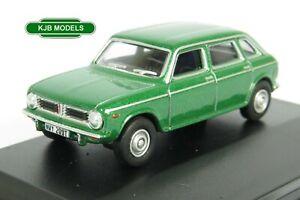 BNIB-OO-GAUGE-OXFORD-DIECAST-1-76-76MX001-Austin-Maxi-Tara-Green-Car