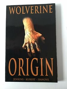 Wolverine Origin Softcover Book - Marvel Comics - by Jenkins, Kubert, Isanove