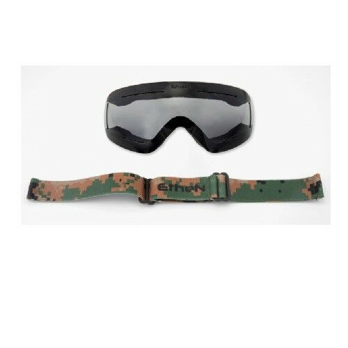 MASK MASK MILITARY SMOKE LENSES LENS ETHEN MILLEOPARD05F