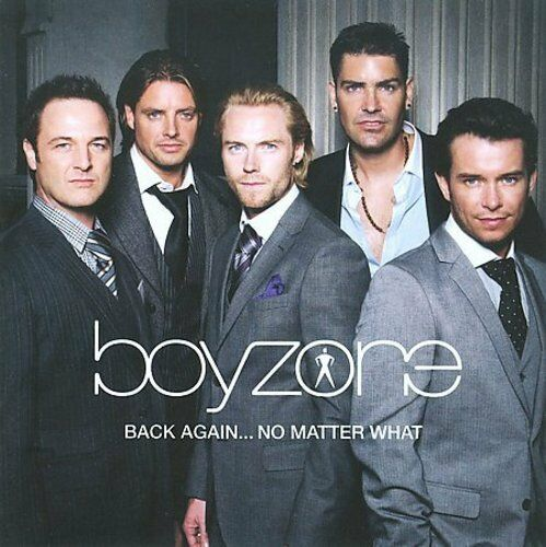 BOYZONE (BOY BAND) - BACK AGAIN...NO MATTER WHAT: THE GREATEST HITS [UK BONUS TR