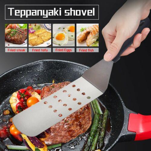 Kitchen Tools Cooking Spatula Steak Spatula Stainless Steel Burning Spatula