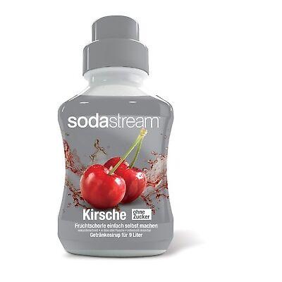 Sodastream Getränke Sirup Kirsche - Ohne Zucker