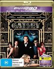 The Great Gatsby (Blu-ray, 2013, 2-Disc Set)
