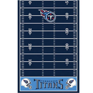 Image is loading NFL-TENNESSEE-TITANS-PLASTIC-TABLE-COVER-Football-Birthday- ea5c97a30