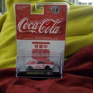 M2-Machines-Coca-Cola-1971-Nissan-Skyline-GT-R