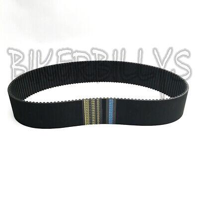 "BDL 3/"" 141 Tooth 8mm Primary Belt For Open//Closed Belt Drives Harley-Davidson"