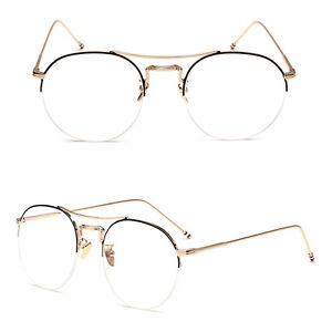 c81317123ec Hot Vintage Men Women Eyeglass Glasses Frame Retro Spectacles Clear ...