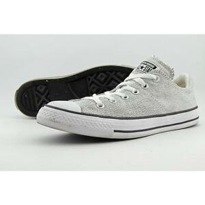 c7e3ded6a4f4 Converse Chuck Taylor Madison Oxford Women US 10 Gray Pre Owned 1769 for  sale online