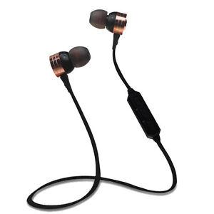 Bluetooth v4.0 Wireless Stereo Kopfhörer Sport Ohrhörer In Ear Bluetooth Headset
