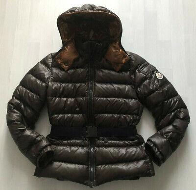 Originale Moncler Daunenjacke Winterjacke Bea Certilogo Größe 2 S M Jacke | eBay