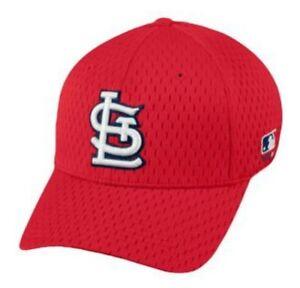 promo code e21ea a0c1c Image is loading New-St-Louis-Cardinals-MLB-replica-Baseball-Hat-