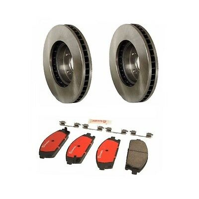 Acura MDX 2003 - 2006 Front Disc Brake Rotors And Disc ...