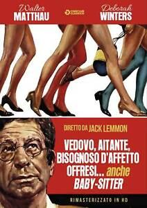 Beau Veuf dans le Besoin D'Affection Offresió Aussi Babysitter (Remasterisé HD)
