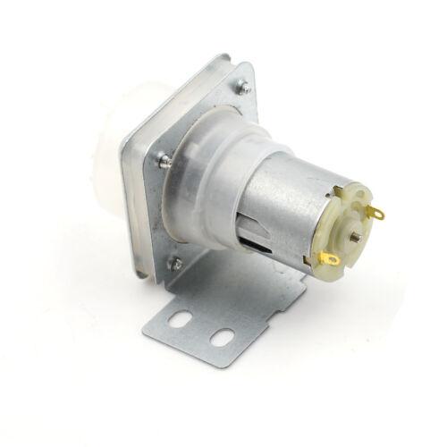 DC 12V kleine Wasserpumpe Wasserkocher Pot Dispenser Pumpe mit Befestigungs CBL