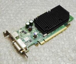 128MB Dell JW592 0JW592 Ati Radeon X1300 Pci-e DVI / Video-Out Carte Graphique
