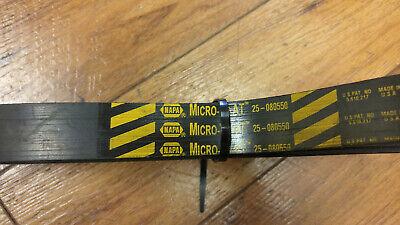 NAPA AUTOMOTIVE 25-080550 Replacement Belt