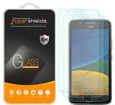 3X Supershieldz Motorola Moto G5 Tempered Glass Screen Protector Saver