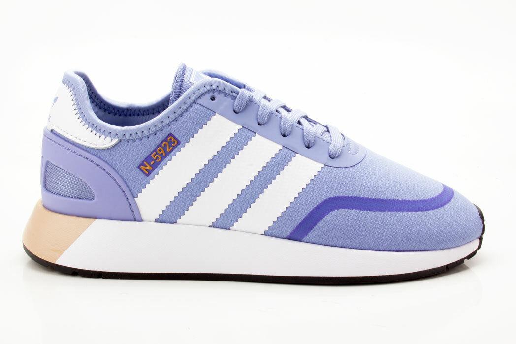 Adidas N-5923 W Turnschuhe Turnschuhe AQ0268 blau-weiß