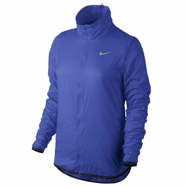 503773578996 Nike Women s Majors Flight Convertible Lightweight Jacket Blue Small ...