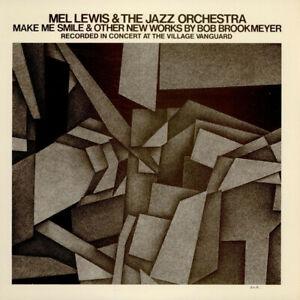 Mel-Lewis-amp-The-Jazz-Orchestra-Make-Me-Smile-Vinyl-LP-1982-US-Original